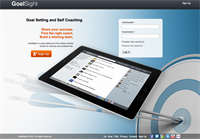 GoalSight web application development.