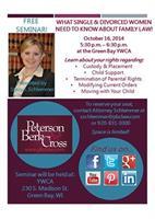 Free legal seminar