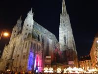 Amazing Cathedral in Vienna, Austria