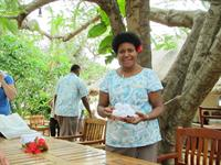 Fiji - the friendliest people I have ever met on the island of Malolo