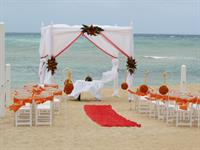 Beach Wedding for the Special Couple