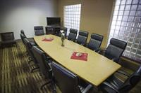 State of the Art and new remodeled Meeting Space (Executive Boardroom Pictured)