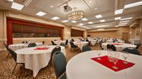 Over 6200 sq ft of Metting Space (Ameche Ballroom Pictured)