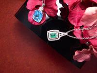 colored gem stone jewelry