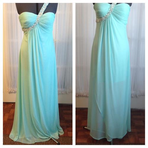Formal Gown Hem