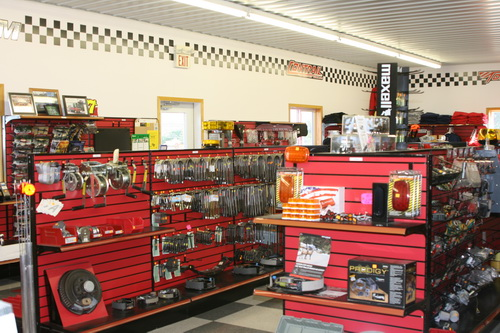 Towmaster trailer and truck equipment parts store.