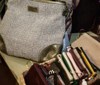Local designer Brynn Capella's bags are made in Chicago!