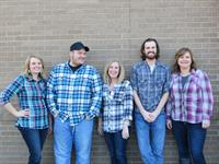 Plaid Day at the DL - lots of fun