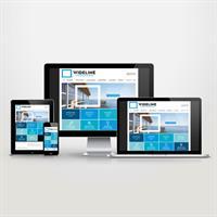 Wideline Website design