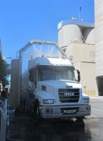 Award winning Sunstate Cement truck wash using Tecpro spray nozzle solution