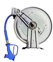 Stainless Steel Hose Reels with Cover