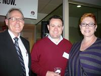 With MLA Penrith Stuart Ayres and Senator Marise Payne