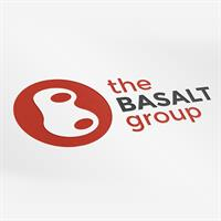 The Basalt Group identity and branding