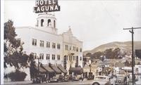 Historical Hotel Laguna, circa 1920s