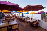Ocean View Bar & Grill - beachfront dining indoors and out at Hotel Laguna