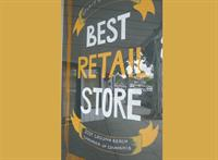 Winner of the Best Retail Store in 2014