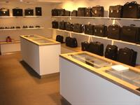 Shop Design (leather goods store gelsenkirchen)