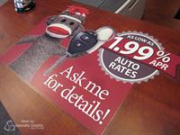 Digital Print Deal Plates for IQ Credit Union