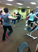 Curves Circuit with Zumba