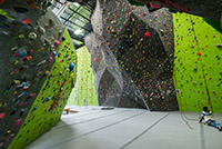 The Source Climbing Gym