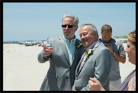 First Day of Summer 2014 - As best man to my friends on Atlantic Beach, N.Y.