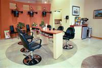 Renovation of an existing warehouse into a new salon