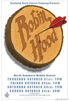 Robin Hood Poster  Client: Randolph Youth Theater Company