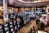 Over 500 Slot Machines!