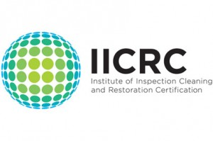 Apex is an IICRC Certified Firm