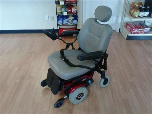 New mobility equipment available