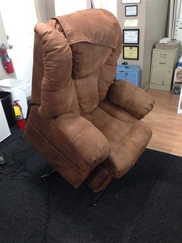 New and used lift chairs available!
