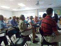 Texas AgriLife Rainwater Harvesting Workshop in 2014