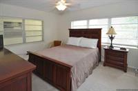 4BR/2BA Exec Suite- Bedroom Queen Bed