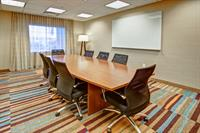 Inquire about holding your next meeting in our board room. It will seat up to 10.