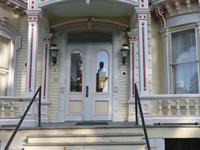 Franklin St entrance