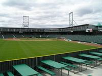 Manchester - Site Design & Survey - Fisher Cat's Stadium