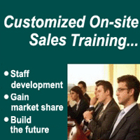 Customized Sales Training