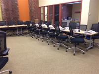 Our conference room is available for our members to use.