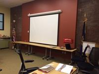 We have the equipment for your presentations.