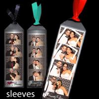 Photo Booth Bookmark