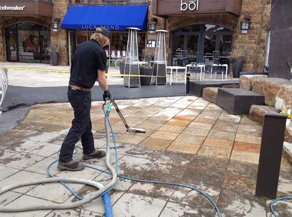 Hard Surface Cleaning Experts