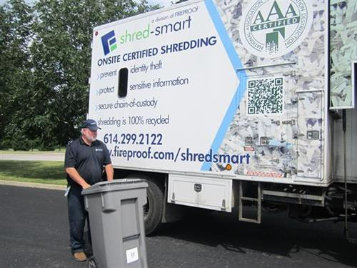 Certified Mobile Shredding Services