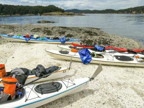 Kayaking Camping Trips Mulit-Day | Singles, Couples, Familes