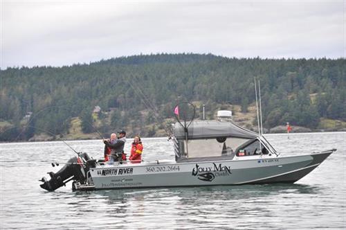 Jolly Mon Charters Boat