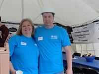 FSIG Employees volunteering at Habitat for Humanity