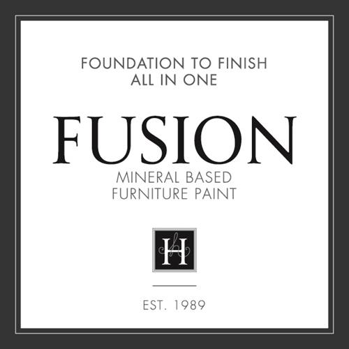 Full line of FUSION Mineral Paint and companion products available