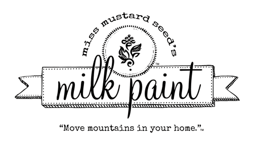 Full line of Miss Mustard Seed's Milk Paint and companion products available