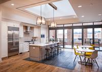 Gumenick Properties Headquarters - Interior Kitchen