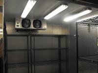 Walk-In Cooler at Massena CSD