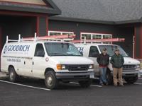 Trucks at Morristown Parkway Store